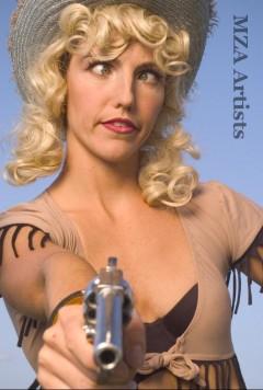 Amy G got a gun