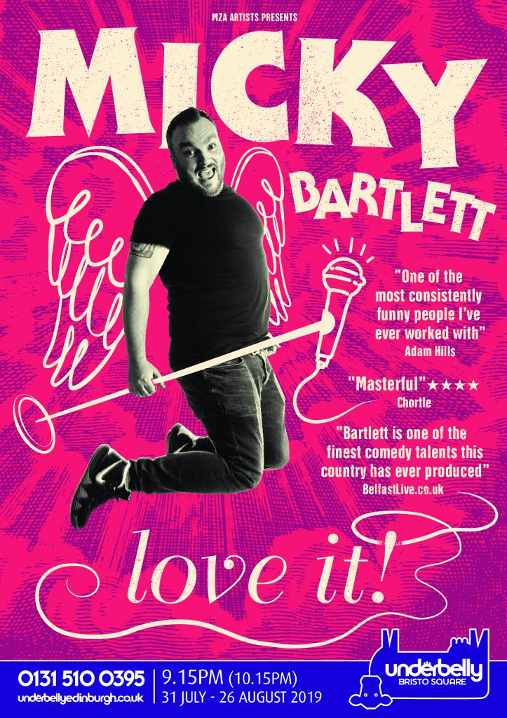 Micky Bartlett